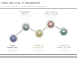 Visual Marketing Ppt Background