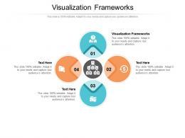 Visualization Frameworks Ppt Powerpoint Presentation Slides Design Templates Cpb