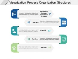 Visualization Process Organization Structures Ppt Powerpoint Presentation Model Example Introduction Cpb
