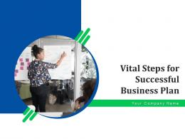 Vital Steps For Successful Business Plan Executive Summary Market Analysis Product