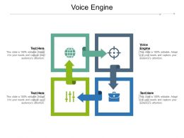 Voice Engine Ppt Powerpoint Presentation Show Professional Cpb
