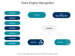 Voice Engine Recognition Ppt Powerpoint Presentation Pictures Graphics Example Cpb
