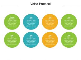 Voice Protocol Ppt Powerpoint Presentation Styles Graphic Tips Cpb