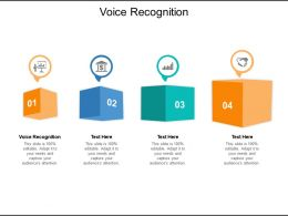 Voice Recognition Ppt Powerpoint Presentation Inspiration Example Cpb