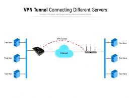 VPN Tunnel Connecting Different Servers