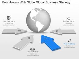 vq_four_arrows_with_globe_global_business_strategy_powerpoint_template_Slide04
