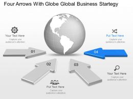 vq_four_arrows_with_globe_global_business_strategy_powerpoint_template_Slide05