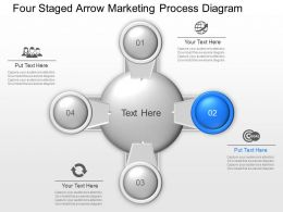 vr_four_staged_arrow_marketing_process_diagram_powerpoint_template_Slide02