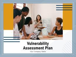 Vulnerability Assessment Plan Powerpoint Presentation Slides
