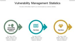 Vulnerability Management Statistics Ppt Powerpoint Presentation Professional Clipart Cpb