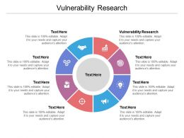 Vulnerability Research Ppt Powerpoint Presentation Icon Professional Cpb