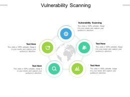 Vulnerability Scanning Ppt Powerpoint Presentation Gallery Display Cpb