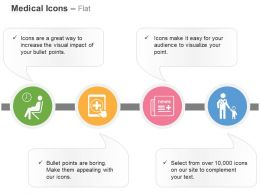 Waiting Room Online Medical Services News Family Medicine Ppt Icons Graphics