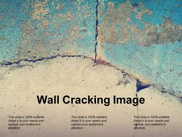 Wall Cracking Image