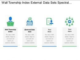 Wall Township Index External Data Sets Spectral Resolution