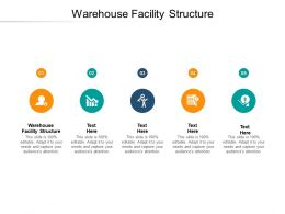 Warehouse Facility Structure Ppt Powerpoint Presentation Portfolio Graphics Design Cpb