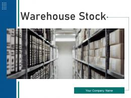Warehouse Stock Employee Checking Inventory Value Purchase Price