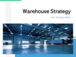 Warehouse Strategy Productivity Alternative Weakness Marketing Business Distribution Approach