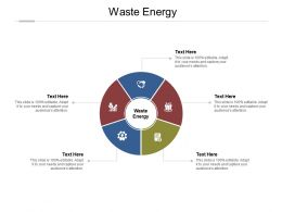 Waste Energy Ppt Powerpoint Presentation Summary Master Slide Cpb