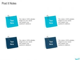 Water Management Post It Notes Ppt Download