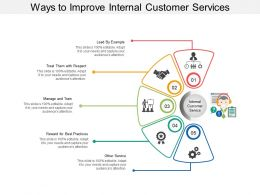 Ways To Improve Internal Customer Services