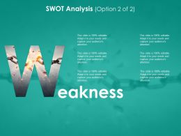Weakness Presentation Background Images