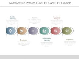 wealth_advise_process_flow_ppt_good_ppt_example_Slide01