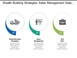 Wealth Building Strategies Sales Management Data Recovery Plan