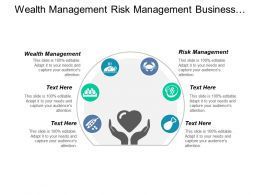 Wealth Management Risk Management Business Opportunity Training Development Cpb