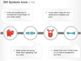 wear_gloves_wear_seat_belts_sound_horn_keep_locked_ppt_icons_graphics_Slide01