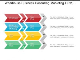 Wearhouse Business Consulting Marketing Crm Small Business Liquidation