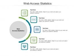 Web Access Statistics Ppt Powerpoint Presentation Slides Show Cpb