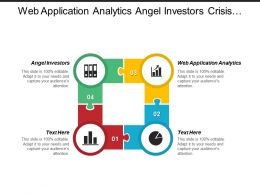 Web Application Analytics Angel Investors Crisis Communications Plan
