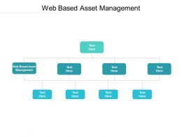 Web Based Asset Management Ppt Powerpoint Presentation Inspiration Guide Cpb