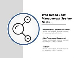 Web Based Task Management System Sales Performance Management Cpb
