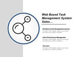 Web Based Task Management System Sales Performance Management Cpb