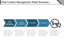 Web Content Management Retail Business Customer Relationship Management Cpb