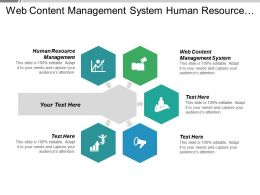 Web Content Management System Human Resource Management Network Marketing Cpb