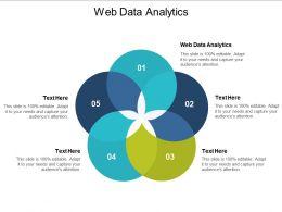 Web Data Analytics Ppt Powerpoint Presentation Design Ideas Cpb