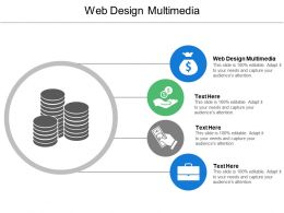 Web Design Multimedia Ppt Powerpoint Presentation Ideas Layout Ideas Cpb
