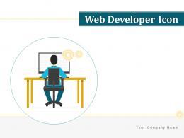 Web Developer Icon Interface Programming Mobile Application Performance