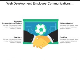 Web Development Employee Communications Platform Innovation Flow Cpb