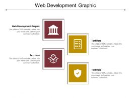 Web Development Graphic Ppt Powerpoint Presentation Infographics Slide Download Cpb