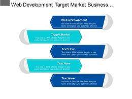 Web Development Target Market Business Management Retail Management Cpb
