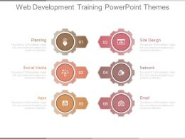 Web Development Training Powerpoint Themes