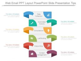 Web Email Ppt Layout Powerpoint Slide Presentation Tips
