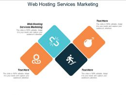 Web Hosting Services Marketing Ppt Powerpoint Presentation Infographics Graphic Images Cpb