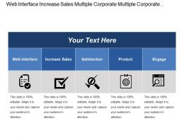Web Interface Increase Sales Multiple Corporate Multiple Corporate System