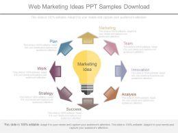 web_marketing_ideas_ppt_samples_download_Slide01