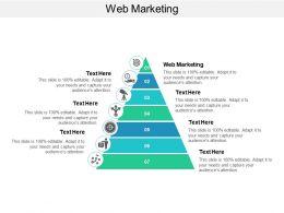 Web Marketing Ppt Powerpoint Presentation Portfolio Inspiration Cpb